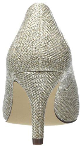 Scarpe Appointed Paradox champagne Punta Donna London Col Tacco Pink Gold Chiusa qtn6f