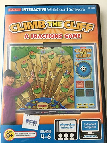 Climb The Cliff/A Fractions Game/Grades 4-6