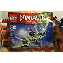 Generic LEGO 30294 Ninjago THE COWLER DRAGON Polybag w/ Ghost Warrior Cowler Minifigure