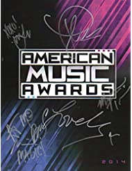 American Music Awards (Taylor Swfit, Lorde, Meghan Trainor, Magic etc signed ...