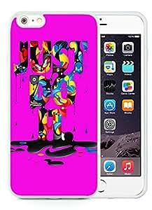 Beautiful Unique Designed iPhone 6 Plus 5.5 Inch Cover Case With Nike 16 White Phone Case Kimberly Kurzendoerfer