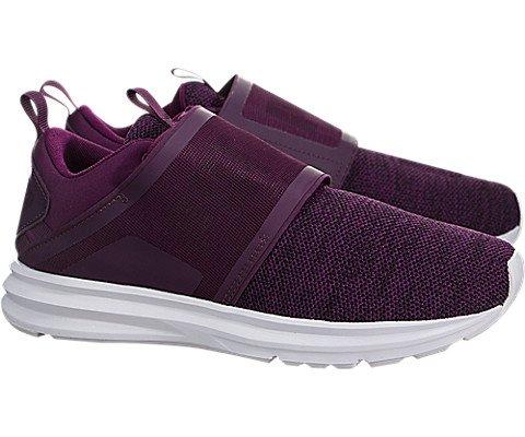 PUMA Women s Enzo Strap Knit Sneaker - 190032-01   Fashion Sneakers ... bea1cf386