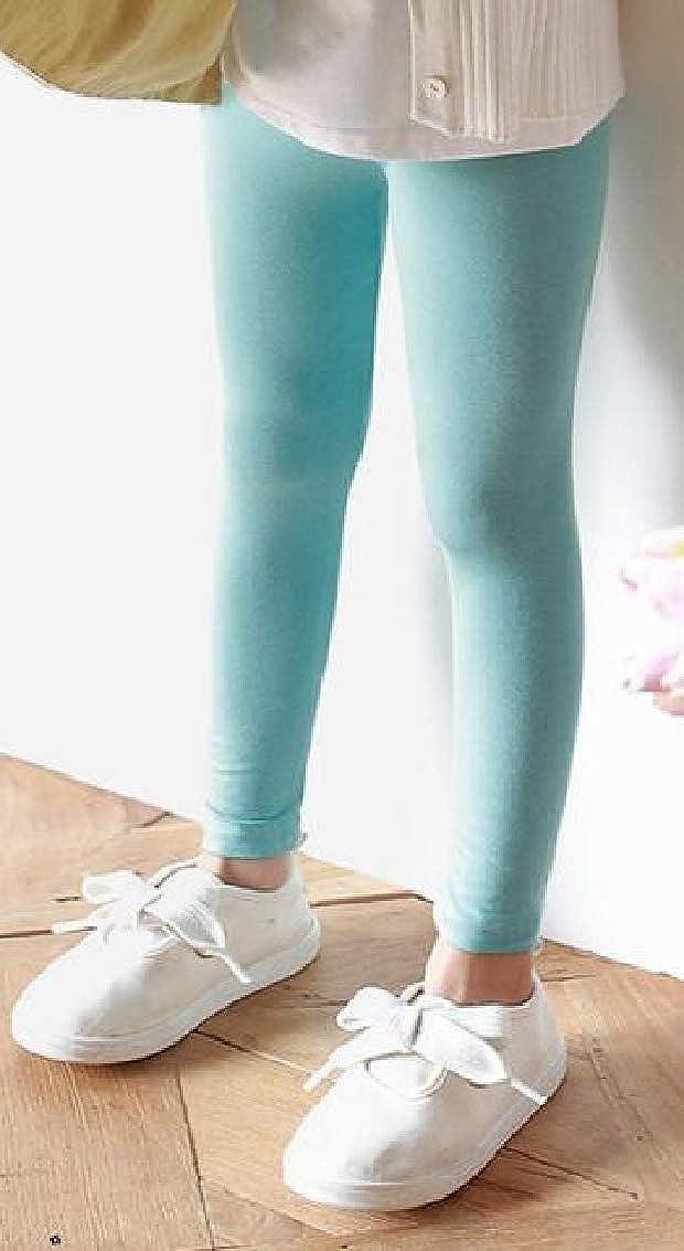 Sweatwater Little Girls Summer Stretch Pants Thin Legging Legging