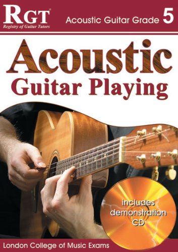 Download RGT - Acoustic Guitar Playing - Grade 5 (RGT Guitar Lessons) ebook