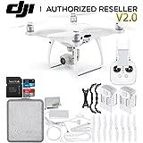 DJI Phantom 4 Pro V2.0/Version 2.0 Quadcopter Essential Bundle