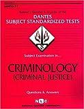 Criminology (Criminal Justice), Jack Rudman, 0837366119