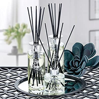 Creative Scents Essential Oil Reed Diffuser Sticks in Gift Box, Aromatherapy-Grade Oils Blend, Natural Scented Diffusing Kit, Non-Toxic Home Spa Fragrance Diffuser Set, 75 ML/2.5 Oz
