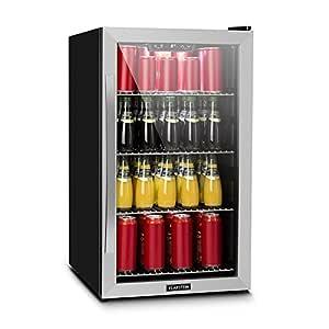 Klarstein Beersafe 4XL - Minibar, Nevera pequeña para bebidas ...