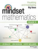img - for Mindset Mathematics: Visualizing and Investigating Big Ideas, Grade 3 book / textbook / text book