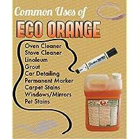 Eco Orange Super 1 Gallon Concentrate - common uses