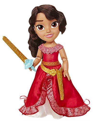 1e7718678456 Amazon.com: Elena of Avalor Action Adventure Doll: Toys & Games
