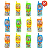 "ArtCreativity 4"" Cellphone Water Ring Game (Pack of 12) 