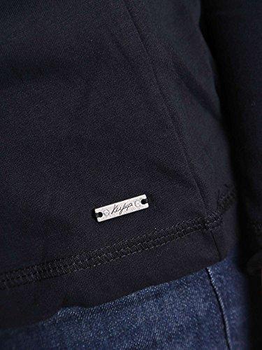Key up GS27 0001 T-Shirt Femmes Noir XXL