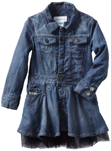 Diesel Baby Girls' Denisyb Dress