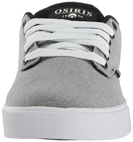 Osiris Mens Slappy Scarpa Da Skateboard Grigio / Oxford