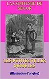 les petites filles mod?les illustration d origine french edition