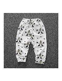 FidgetFidget Casual Pants Leggings PP Pants Trousers for Babys Boys Girls 0-4Y