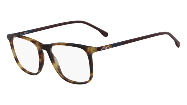 d1bd9a359bc Eyeglasses LACOSTE L 2823 214 HAVANA at Amazon Men s Clothing store