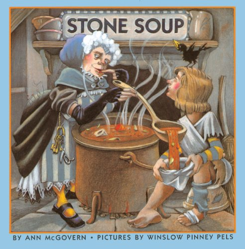 Stone Soup Ann Mcgovern product image