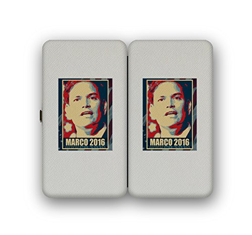 Used, Taiga Hinge Wallet Clutch - Marco Rubio - 2016 Presidential for sale  Delivered anywhere in USA