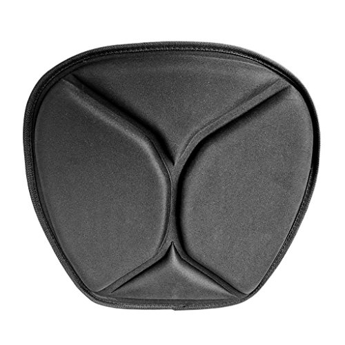 Fenteer Soft Padded Kayak Seat Cushion for Sitting Comfort While Paddling, Boating and Fishing by Fenteer