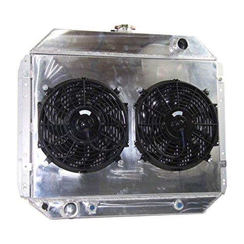 Primecooling 3 Row Full Aluminum Radiator +2X12