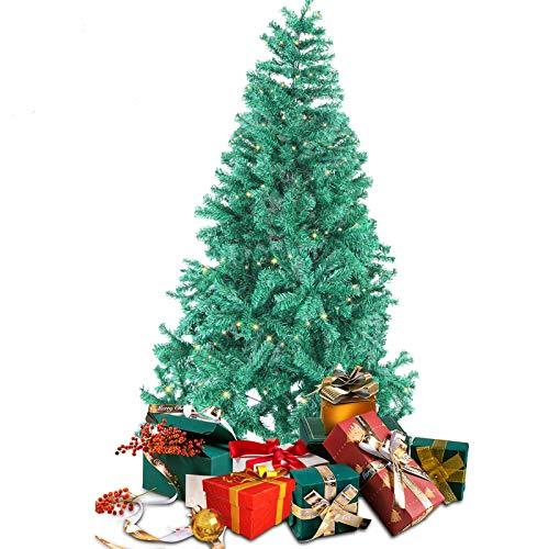 Uten Árbol de Navidad Artificial Pino Verde Abeto Decoración navideña