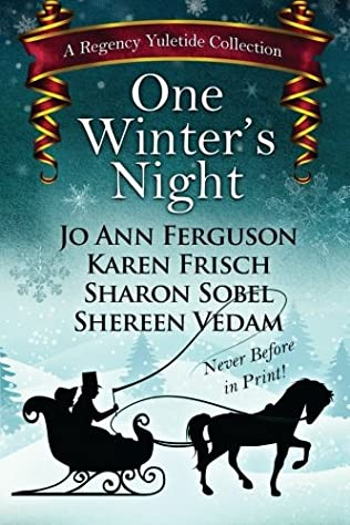 book cover of One Winter\'s Night