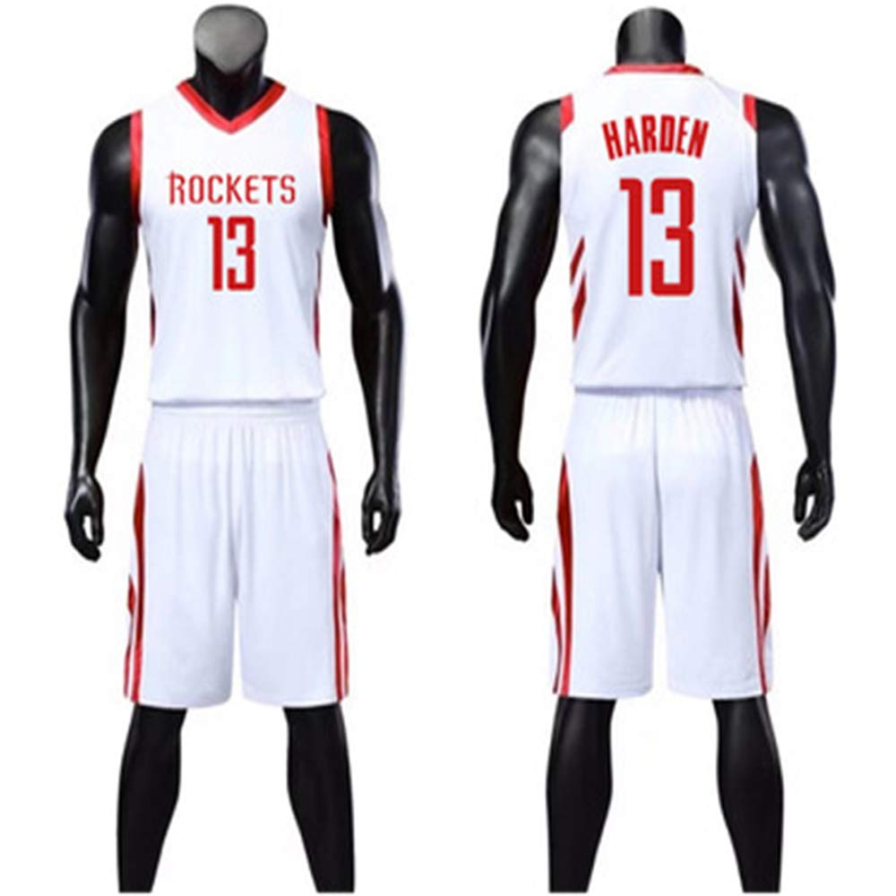 TTONG Basketball Uniforms Basketball Shorts Jerseys Celtic 11th Irving White Green Basketball Uniforms and Shorts Basketball Uniforms