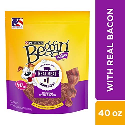 Purina Beggin' Strips Made in USA Facilities