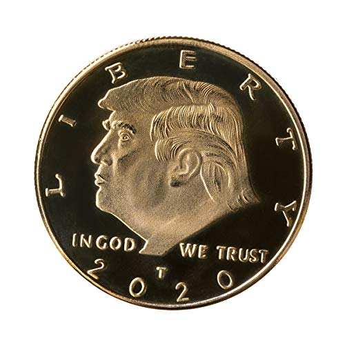limited edition 2020 trump coin