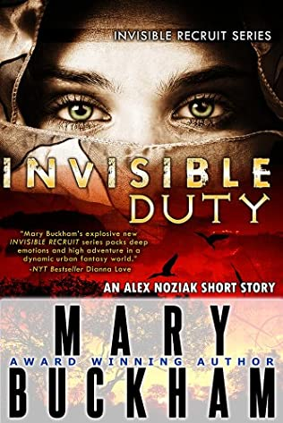 book cover of Invisible Duty