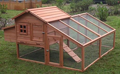 Ardinbir-Deluxe-Large-Wood-Chicken-Coop-Backyard-Hen-House-4-6-Chickens-w-nesting-box-Run