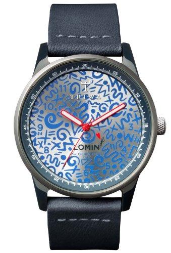 TRIWA Watch - Lomin - Hattie Stewart - Blue