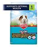 Kaytee Forti Diet Pro Health Guinea Pig Food, 5-Pound