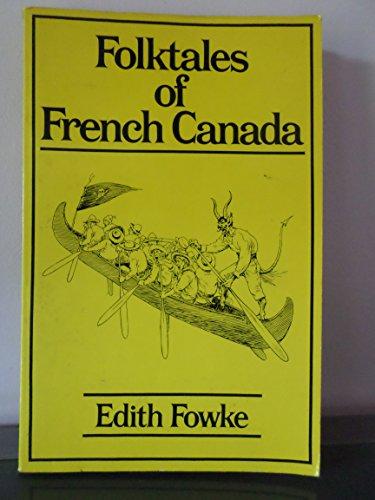Folktales fo French Canada (French Canada)