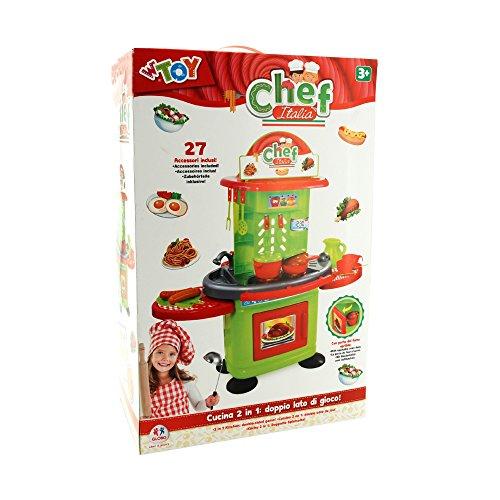 30%OFF W TOY - Cocina de juguete con luces y sonidos c70d6cd44b7