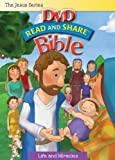 The Jesus Series: Life and Miracles: Read and Share DVD Bible