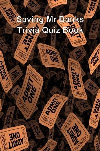 Saving Mr Banks Trivia Quiz Book by Trivia Quiz Book (2013-12-28)