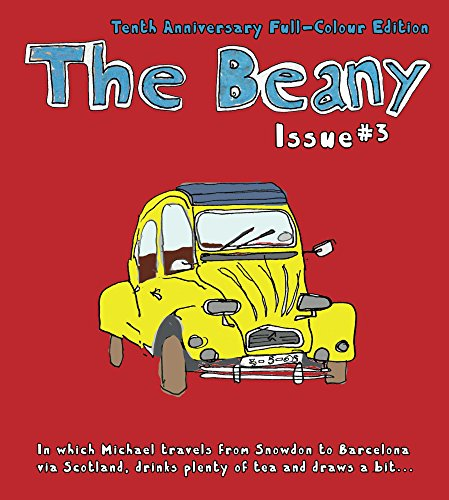 The Beany is artist and author Michael Nobbs' illustrated journal. Slow down, draw and drink tea.Follow Michael's drawing adventures as he continues to search for a more sustainable life after he is diagnosed with ME/CFS.In this issue Michael learns ...