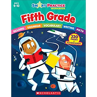 Smart Practice Workbook: Fifth Grade (Smart Practice Workbooks)