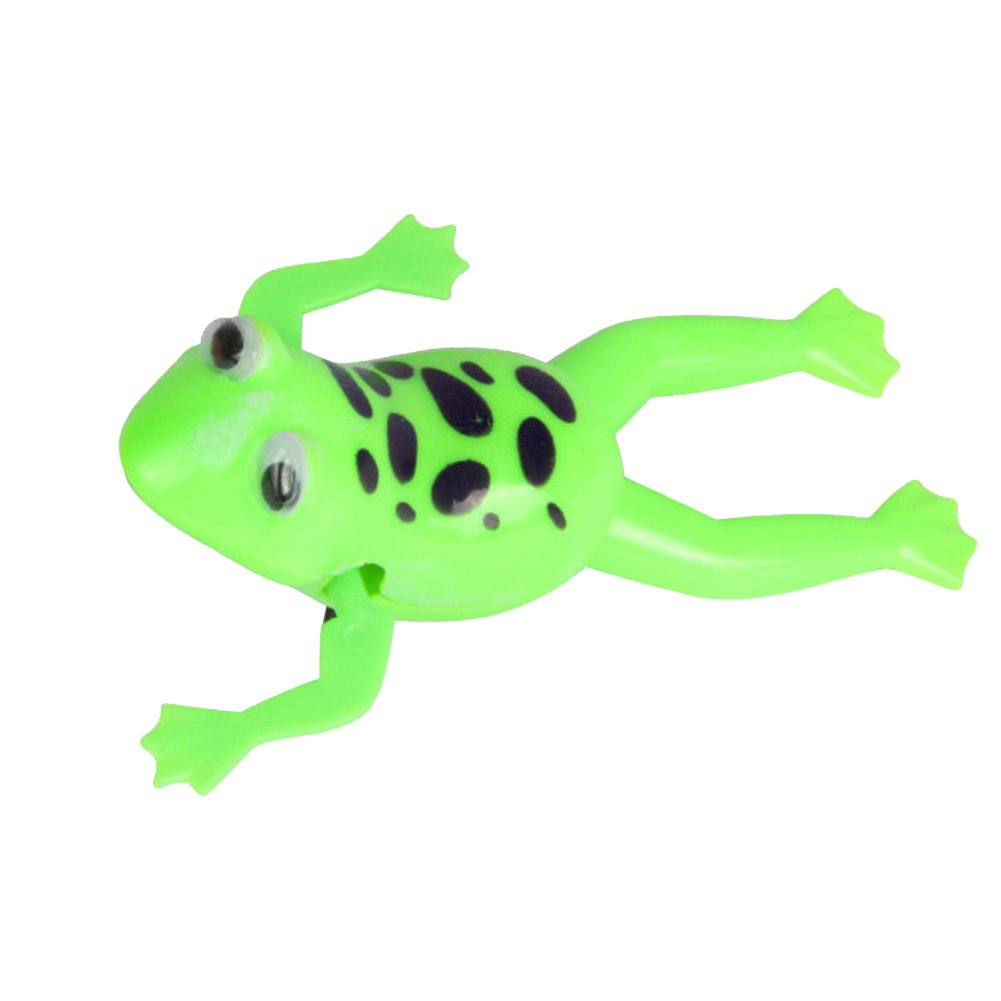 Frog Toy Baby Bath Toy Clockwork Frog Toy Wind Up Toy For Kids Children Gift