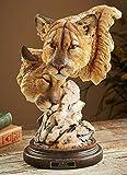 Spellbound - Cougar Sculpture by Stephen Herrero