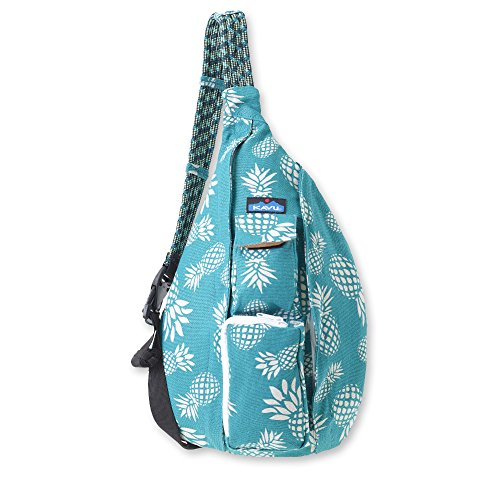 KAVU Rope Bag, Pineapple Passion, One Size -