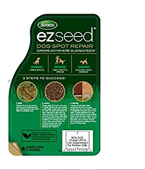 Scotts Ez Seed Sun & Shade 17530 Dog Spot Repair 1