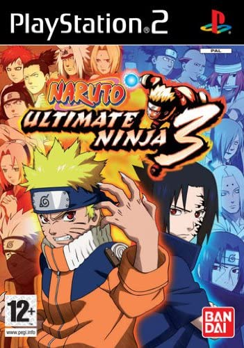 SONY GIOCO PS2 NARUTO ULTIMATE NINJA 3: Amazon.co.uk: PC & Video Games