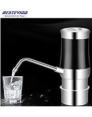bestevida Universal USB recargable funcione sobre batería bomba de agua potable dispensador de escritorio de electrodoméstico