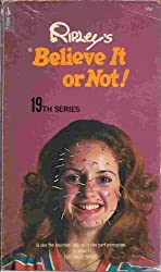 Ripley's Believe It Or Not! 19th Series