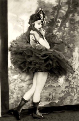 Madge Bellamy Ziegfeld Follies Girl Photo Pinup Cheney Johnston Art Deco Photos 8x12 - Bellamy Photo
