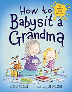 Book Cover: How to Babysit a Grandma